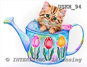 Kayomi, CUTE ANIMALS, paintings, LittleGardener_M, USKH94,#AC# stickers illustrations, pinturas ,everyday