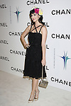 Katy Perry arrives at Chanel's Launch of Highly Anticipated New Concept Boutique on Robertson Boulevard on May 29, 2008 in Los Angeles, California.