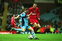 Wycombe Wanderers vs Liverpool 08-04-01