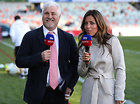 Stuart Barnes sky Sports commentator during the 2018 Castle Lager Incoming Series 2nd Test match between South Africa and England at the Toyota Stadium.Bloemfontein,South Africa. 16,06,2018 Photo by Photo by Steve Haag / stevehaagsports.com