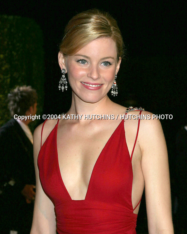 ©2004 KATHY HUTCHINS /HUTCHINS PHOTO.VANITY FAIR OSCAR PARTY.MORTONS RESTAURANT.WEST HOLLYWOOD, CA .FEBRUARY 29, 2004 ..ELIZABTH BANKS