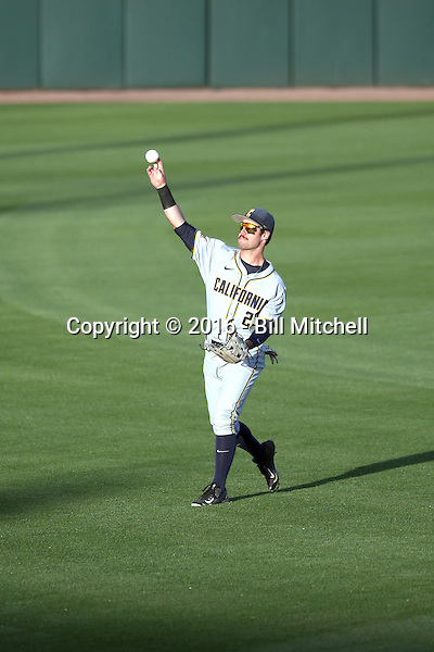Aaron Knapp - 2016 California Golden Bears (Bill Mitchell)
