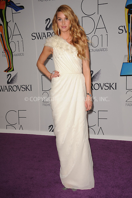 WWW.ACEPIXS.COM . . . . . .June 6, 2011...New York City..... Whitney Port attends the 2011 CFDA Fashion Awards at Alice Tully Hall, Lincoln Center on June 6, 2011 in New York City......Please byline: KRISTIN CALLAHAN - ACEPIXS.COM.. . . . . . ..Ace Pictures, Inc: ..tel: (212) 243 8787 or (646) 769 0430..e-mail: info@acepixs.com..web: http://www.acepixs.com .