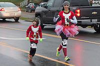 2014 Santa's Spirit Sprint, Barnesville, OH on December 6, 2014