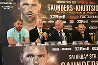 Frank Warren Press Conference 15-05-17