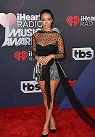 Draya Michele at the 2018 iHeartRadio Music Awards at The Forum, Los Angeles, USA 11 March 2018<br /> Picture: Paul Smith/Featureflash/SilverHub 0208 004 5359 sales@silverhubmedia.com