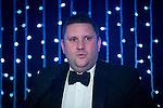 © Joel Goodman - 07973 332324 . 05/03/2015 .  Midland Hotel , Manchester , UK . ADAM JUPP , MEN Business Editor . The Manchester Legal Awards 2015 . Photo credit : Joel Goodman
