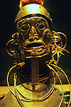 Gold Mask - Museo De Oro