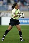 1 August 2003: Saskia Webber. The Boston Breakers defeated the New York Power 3-2 at Mitchel Field in Uniondale, NY in a regular season WUSA game..Mandatory Credit: Scott Bales/Icon SMI