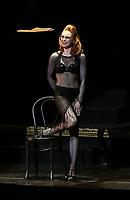 10 April 2019 - Las Vegas, NV - Cast of Chicago. Christie Brinkley stars as Roxie Hart in the musical Chicago at The Venetian Resort Las Vegas. Photo Credit: MJT/AdMedia