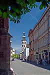 Ulica Grodzka, na drugim planie kości&oacute;ł św. Andrzeja, Krak&oacute;w, Polska<br /> Grodzka Street, church of St. Andrew in the background, Cracow, Poland