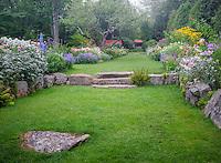 Northeast Harbor, Maine:<br /> Thuya Garden