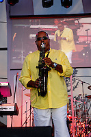 May 14, 2010:  Najee performs at the 'Rhythm on the Vine' charity event to benefit Shriners Children Hospital held at  the South Coast Winery Resort & Spa in Temecula, California..Photo by Nina Prommer/Milestone Photo