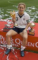 Nov 4, 2006: Seoul, South Korea:  Kristine Lilly