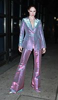 NEW YORK, NY - March 07: Coco Rocha arriving to Bravo's premiere of  Project Runway at Vandal in New York City on March 07, 2019. <br /> CAP/MPI/RW<br /> &copy;RW/MPI/Capital Pictures