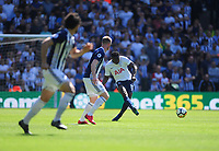 Tottenham Hotspur's Victor Wanyama<br /> <br /> Photographer Ashley Crowden/CameraSport<br /> <br /> The Premier League - West Bromwich Albion v Tottenham Hotspur - Saturday 5th May 2018 - The Hawthorns - West Bromwich<br /> <br /> World Copyright &copy; 2018 CameraSport. All rights reserved. 43 Linden Ave. Countesthorpe. Leicester. England. LE8 5PG - Tel: +44 (0) 116 277 4147 - admin@camerasport.com - www.camerasport.com