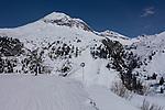 Beth at Zurs Ski Area, St Anton, Austria