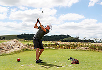 Wesley (Wes) Cupp. Day One of the Toro NZ Speed Golf Open,  Windross Farm Golf Course, Auckland, New Zealand. Saturday 24 February 2018. Photo: Simon Watts/www.bwmedia.co.nz