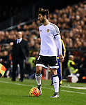 Valencia's  Andre Gomes during La Liga match. January 3, 2016. (ALTERPHOTOS/Javier Comos)