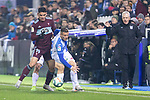 CD Leganes's  Rodrigo Tarín (R) and RC Celta de Vigo's Gabriel Fernandez during La Liga match 2019/2020 round 16<br /> December 8, 2019. <br /> (ALTERPHOTOS/David Jar)