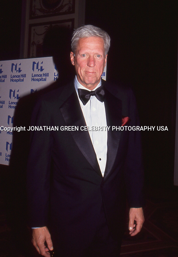 David Hartman 1992 by Jonathan Green
