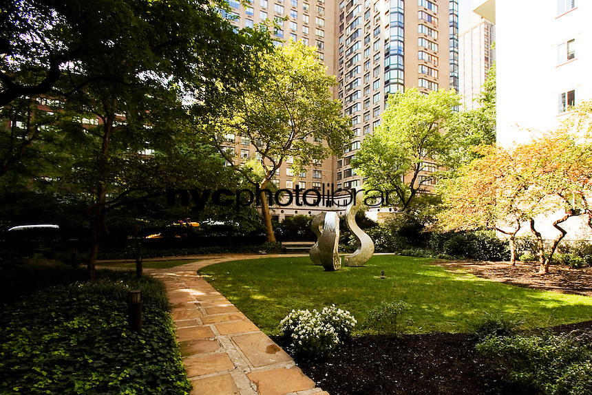 Garden at 200 East 66th Street