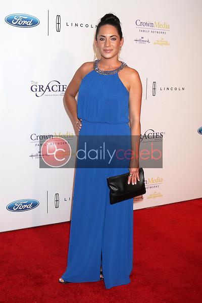 Melia Patria<br /> at the 41st Annual Gracie Awards Gala, Beverly Wilshire Hotel, Beverly Hills, CA 05-24-16<br /> David Edwards/DailyCeleb.com 818-249-4998