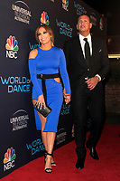 """LOS ANGELES - SEP 19:  Jennifer Lopez, Alex Rodriguez at the """"World of Dance"""" Celebration at the Delilah on September 19, 2017 in West Hollywood, CA"""