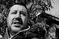Salvini consegna al Comune di Roma una villa requisita