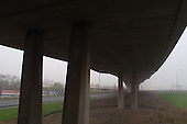 North Circular Road flyover, Brent Cross, London