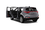 Car images close up view of a 2019 KIA Sportage EX 5 Door SUV doors