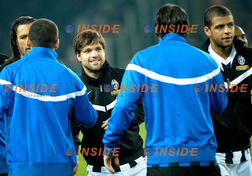 Diego (Juventus) <br /> Torino 05/12/2009 Stadio Olimpico<br /> Juventus Inter 2-1 - Anticipo del Campionato di calcio Serie A Tim 2009-10.<br /> Foto Giorgio Perottino / Insidefoto