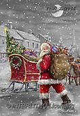 Marcello, CHRISTMAS SANTA, SNOWMAN, WEIHNACHTSMÄNNER, SCHNEEMÄNNER, PAPÁ NOEL, MUÑECOS DE NIEVE, paintings+++++,ITMCXM2066,#X#