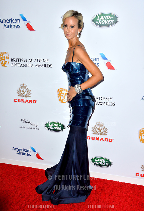 BEVERLY HILLS, CA. October 26, 2018: Lady Victoria Hervey at the 2018 British Academy Britannia Awards at the Beverly Hilton Hotel.<br /> Picture: Paul Smith/Featureflash