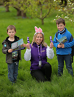 Pictured: Good Friday 14 April 2017<br />