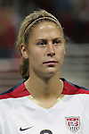 Oct 13 2007:   Marian Dalmy of the US WNT.  The US Women's National Team defeated Mexico 5-1 at the Edward Jones Dome in St. Louis on October 13th in their first of three expo matches.