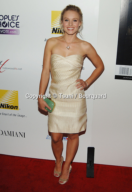 Kristen Bell -<br /> 5th Annual Hollywood Style Awards at the Pacific design center in Los Angeles.