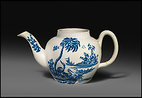 Time for Tea? - Historic first American teapot.