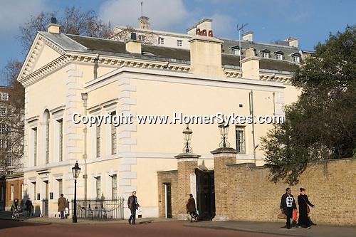 The Queens Chapel  Marlborough Road,London SW1. UK