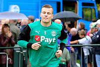 HAREN - Voetbal, Eerste training FC Groningen, Sportpark de Koepel, seizoen 2018-2019, 24-06-2018,  FC Groningen speler Samir Memisevic