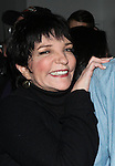 Liza Minnelli  attending the Liza Minnelli 67th Birthday Celebration at the Copa in New York City on 3/13/2013..