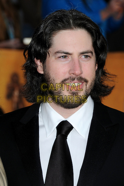 JASON REITMAN.16th Annual Screen Actors Guild Awards - Arrivals held at The Shrine Auditorium, Los Angeles, California, USA..January 23rd, 2009.SAG SAGs headshot portrait white black tie beard facial hair .CAP/ADM/BP.©Byron Purvis/Admedia/Capital Pictures