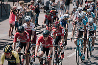 TdF peloton passing through the town<br /> <br /> 104th Tour de France 2017<br /> Stage 4 - Mondorf-les-Bains &rsaquo; Vittel (203km)