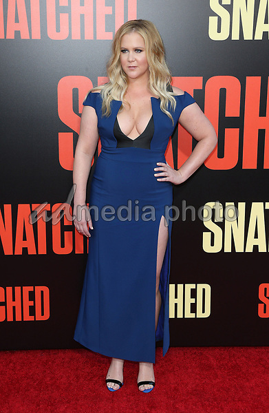 """10 May 2017 - Westwood, California - Amy Schumer. """"Snatched"""" World Premiere held at the Regency Village Theatre. Photo Credit: AdMedia"""