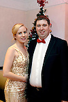 Pictured  at the IHF Ball in the Muckross Park Hotel at the weekend were Linda Gordon and Niall Kelleher, Killarney.<br /> Photo: Don MacMonagle<br /> <br /> Repro free photo