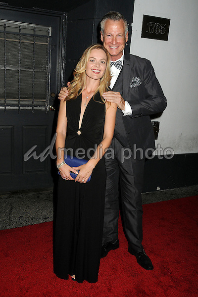 11 October 2015 - Hollywood, California - Carrie Schroeder, Michael Nicklin. 15th Annual Les Girls Cabaret held at Avalon. Photo Credit: Byron Purvis/AdMedia