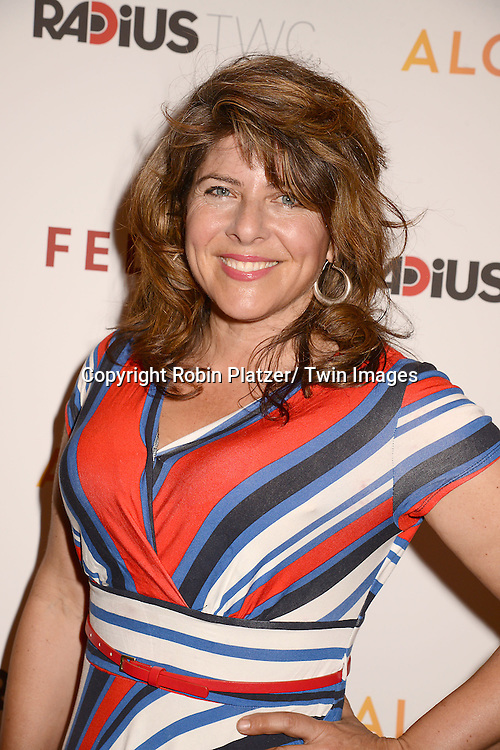 "Naomi Wolfe attends the New York Premiere of ""FED UP"" on May 6, 2014 at The Museum of Modern Art in New York City."