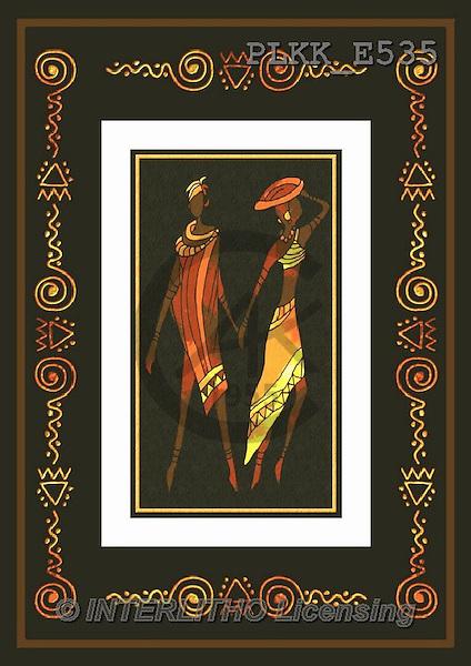 Kris, ETHNIC, paintings+++++,PLKKE535,#ethnic#