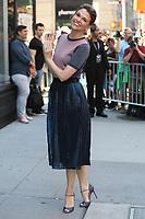 NEW YORK, EUA, 27.06.2017 - SUTTON-FOSTER - A atriz norte-americana Sutton Foster é vista no Soho na Ilha de Manhattan em New York nesta terça-feira, 27. (Foto: Vanessa Carvalho/Brazil Photo Press)