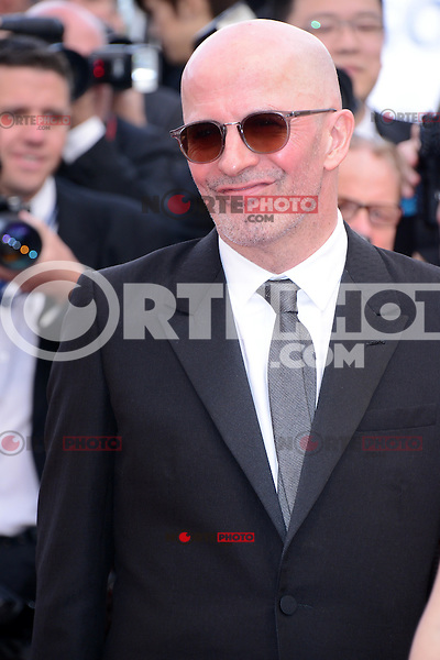 """Jacques Audiard  attending the """"De Rouille et D'os"""" Premiere during the 65th annual International Cannes Film Festival in Cannes, 17th May 2012...Credit: Timm/face to face /MediaPunch Inc. ***FOR USA ONLY***"""